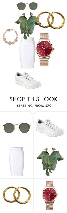 """""""Untitled #29"""" by tinafairy on Polyvore featuring Ray-Ban, Skechers, Moschino, Balenciaga, Chanel, Thomas Sabo and Givenchy"""