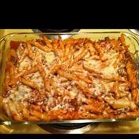 Beef Penne Pasta Casserole - BigOven 160925