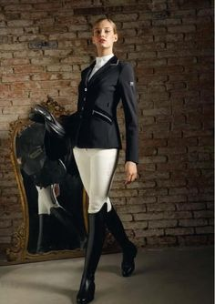 Equiline Acanthus Competition Jacket