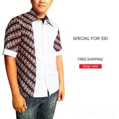 http://medogh.com/baju-batik-pria/Kemeja-Batik-Patriot-Series-Kemeja-Noah-