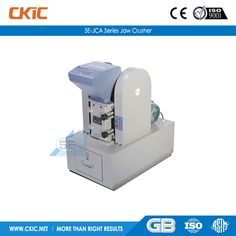 For details of 5E-JCA Series Jaw Crusher, please check: http://www.ckic.net/products/sample-preparation-equipment/5e-jca-series-jaw-crusher.html