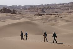 8 Adventure Spots That Are Crowd-Free Alternatives to Overtourism  Off-limits to many overseas travelers for decades Iran is finally opening to foreigners the hottest place on earth: the Lut Desert. Jerome Poulin / Bloomberg  Skift Take: These eight adventure destinations from Africa to Australia to Antarctica will blow your mind with their untrammeled beauty.   Sean O'Neill  Read the Complete Story On Skift  http://ift.tt/2nOqCpK