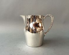 Jug for ice water, end 20th century