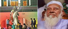 গ্রীক মুর্তি পুনঃস্থাপিত হওয়ায় বিস্মিত হতবাক বাকরুদ্ধ - আহমদ শফী - https://paathok.news/24691