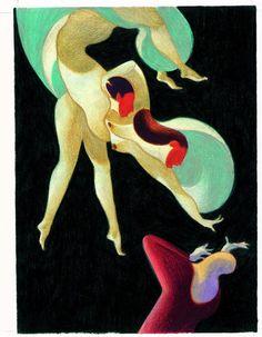 Canto V Paolo e Francesca - Divina Commedia - Inferno (Nuages, 2006)