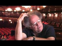 NEA Opera Honors: Interview with James Levine - YouTube