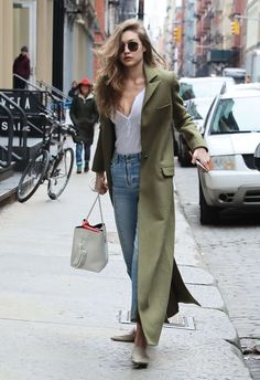 Gigi. Don't like her, but she's definitely got style
