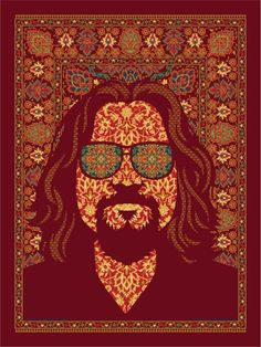 The Dude - The Big Lebowski