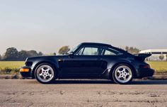 Happiness Is A Porsche 911 3.6 Turbo And Nothing Else In Sight - Petrolicious
