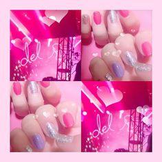 ♡ . self nail ❤️💕❤️💕❤️ . . #nail#self#like4like#like4follow#instafollow#followme#instgood#instlike#instapic#silver#graynails#White#f4f#l4l#favorite#likes#lady#ネイル#セルフネイル