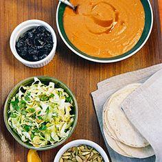 17 fall pumpkin recipes | Pumpkin Tacos | Sunset.com