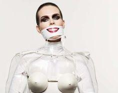 Linder's Punk Art Rocks Photomontage with Feminist Slant
