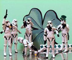 Irish Stormtroopers.