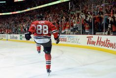 Six years to the day after the #Blackhawks drafted him, Patrick Kane comes up huge in Game 5 of the Stanley Cup Final. #OneGoal
