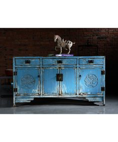 http://www.pinterest.com/joliesarts ∗  »☆Elysian-Interiors ♕Simply Divine #Interiordesign ~ Chinese & Asian interior design ~ Ningbo Sideboard - Chinese Furniture