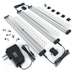 Best Under Cabinet LED Lighting Review (June, 2018) - A Guide
