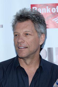 Jon Bon Jovi Photos - The Public Theater's Annual Gala - Zimbio