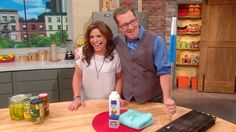 Did you know the position of your fridge could actually help you save on your energy bill? Organizational pro Peter Walsh tells you how and gives you tips for keeping this much-used appliance in tip-top shape! Professional Organizing Tips, Professional Organizers, Junk Drawer Organizing, Organizing Life, Organizing Ideas, Clean Fridge, Refrigerator, Fridge Cleaning, Becoming Minimalist