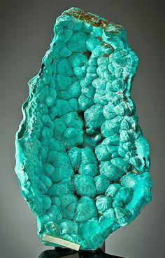 Aurichalcite, Magdalena District, Socorro Co., New Mexico. Photo © Urish Mineral