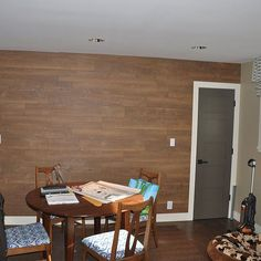 Comlaminate Flooring Walls : Wood walls using laminate flooring on Pinterest  Laminate flooring ...