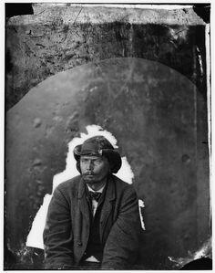 George Atzerodt, Lincoln Assassination Conspirator, Washington D.C. - 1865