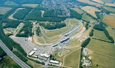 Circuit Brands Hatch | Aerial view.