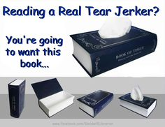 book of tissue