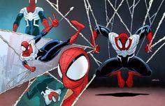 Spider-Man : Redesign concept