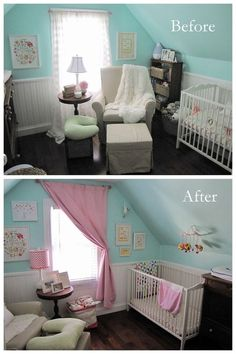 Live and Learn Setting up a nursery
