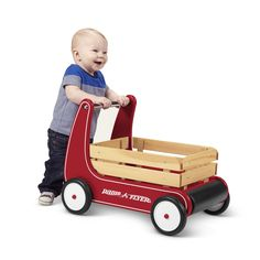 Amazon.com: Radio Flyer Classic Walker Wagon: Toys & Games