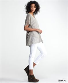 Eileen Fisher...love anything of EF
