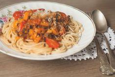 Bolonhesa vegetariana - Receita - SAPO Lifestyle
