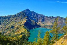 Danau Segara Anak :)