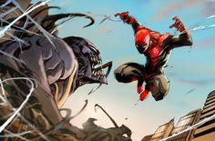#Superior #Spiderman #Fan #Art. (Web salad) By: Nefar007. (THE * 5 * STÅR * ÅWARD * OF: * AW YEAH, IT'S MAJOR ÅWESOMENESS!!!™) ÅÅÅ+