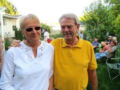Kay and Gary Anderson