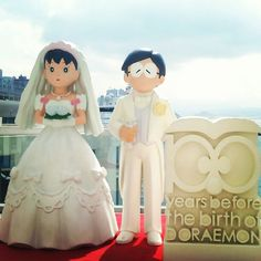 Happy Wedding! #Doraemon  #HarbourCity - @alvintheraven- #webstagram