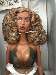 Ultra Limited Edition Fashion Royalty Jason Wu Exotica Adele Makeda  NRFB #356 #Dolls Online Garage Sale, Jason Wu, Adele, The Selection, Halloween Face Makeup, Royalty, Dolls, Best Deals, Ebay
