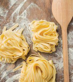 Really Easy Fresh Pasta