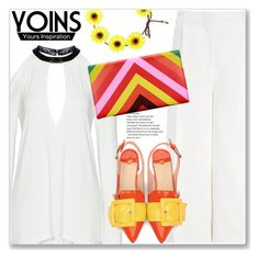 """""""Yoins #17"""" by lejla-7 ❤ liked on Polyvore featuring Joseph, yoins, yoinscollection and loveyoins"""