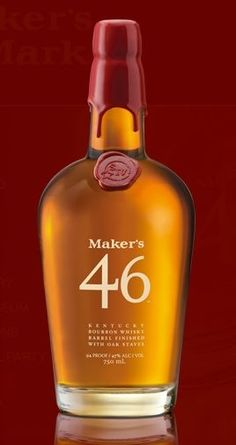 Maker's Mark 46...NOT even a solid bourbon I have to admit that for me it didn't live up to the hype.
