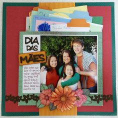 Envelope Dia das Mães - Susan Lee