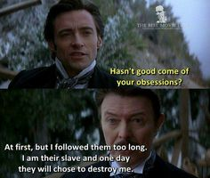 Quote from the Prestige - Christopher Nolan The Prestige Quotes, The Prestige Movie, Iconic Movies, Good Movies, Rebecca Hall, Favorite Movie Quotes, Tv Show Quotes, Christopher Nolan, Christian Bale