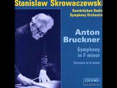Bruckner - Symphony in F (No. 00) [Stanisław Skrowaczewski, Saarbrücken ...