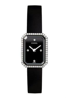 Chanel Horlogerie montre Première