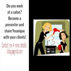 Salon Owners Wanted