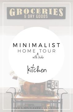 Today we continue our Minimalist Home Tour series! If you want more information on the series or would like to read abou Minimalist Kids, Minimalist Home Decor, Minimalist Kitchen, Minimalist Living, Minimalist Lifestyle, Minimalist Style, Minimalist Design, French Interior Design, Interior Design Inspiration