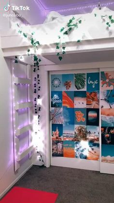 Cute Bedroom Decor, Room Design Bedroom, Teen Room Decor, Room Ideas Bedroom, Indie Room, Aesthetic Room Decor, Dream Rooms, Room Inspiration, Night Routine