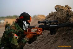 Obama's airstrikes on ISIS have been virtually meaningless as the Islamic State now stands less than ONE MILE outside of Iraq's capital city of Baghdad, ready to take it by force. #IslamicState #ISIS http://www.nowtheendbegins.com/blog/?p=26853