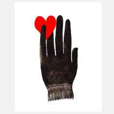Love print | Rococco-LA