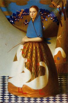 Genealogy Polina's Portret title unknown title unknown Papagena Chorus title unknown title unknown A Science Of Dreams Horned kichka (bonnet) Gold Hunting Silk Birds Blue Birds (Andrey Remnev…